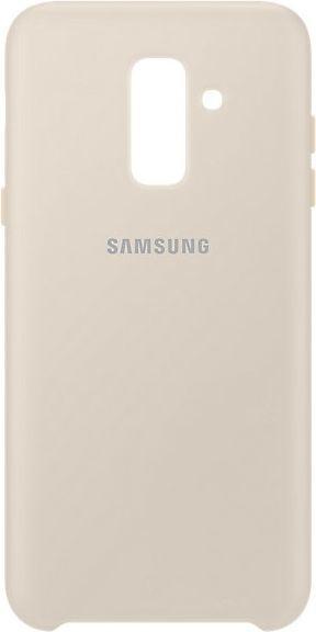 Samsung Nakładka Dual Layer do Samsung Galaxy A6+ 2018 złota (EF-PA605CFEGWW) 1