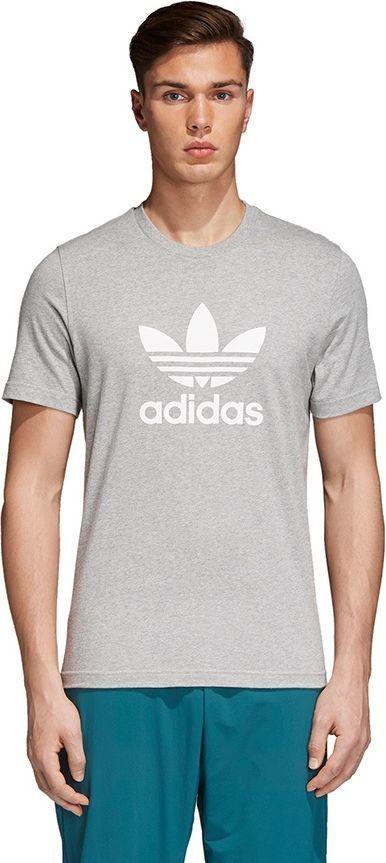 Adidas Koszulka męska Treofil szara r. XL (CY4574) 1