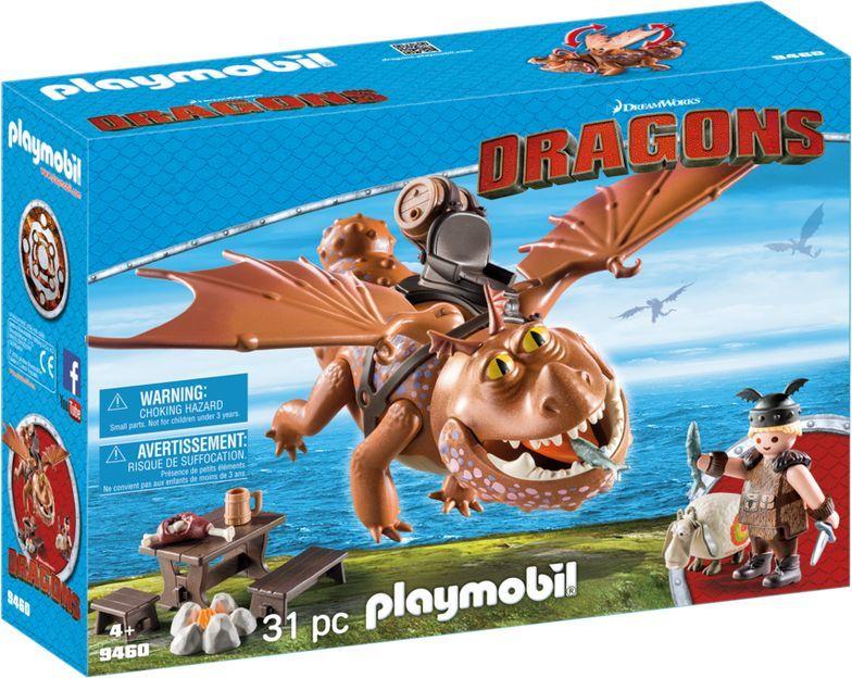Playmobil Śledzik i Sztukamięs (9460) 1