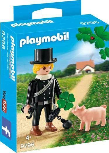 Playmobil Kominiarz z czterolistną koniczynką (9296) 1