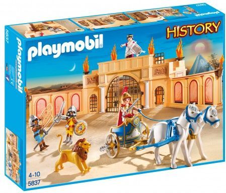 Playmobil Rzymska arena (5837) 1