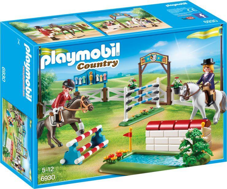 Playmobil Turniej jeździecki (6930) 1