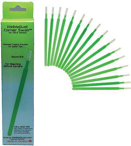 Visible Dust MXD Swabs Corner zielony (3098684) 1