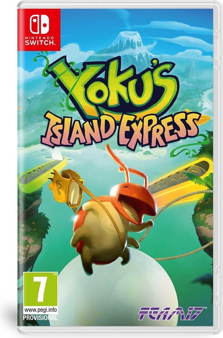 Yoku's Island Express Nintendo Switch 1