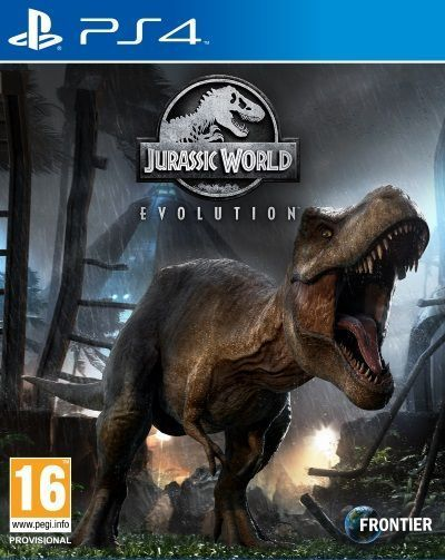 Jurassic World: Evolution PS4 1