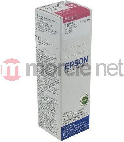 Epson tusz C13T67334A (magenta) 1