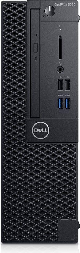Komputer Dell Optiplex 3060 SFF, Core i3-8100, 4 GB, Intel HD Graphics 630, 500 GB HDD Windows 10 Pro 1