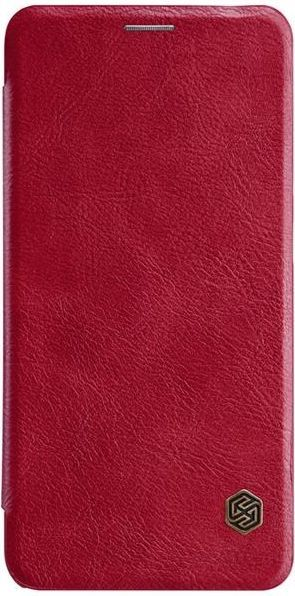 Nillkin Etui Nillkin QIN Huawei Mate 10 Lite - Red 1