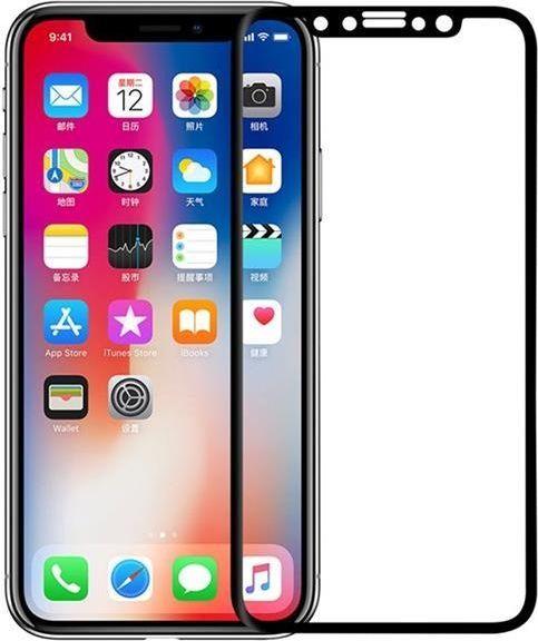 Nillkin Szkło Nillkin 3D CP+ MAX Apple iPhone X - Black 1