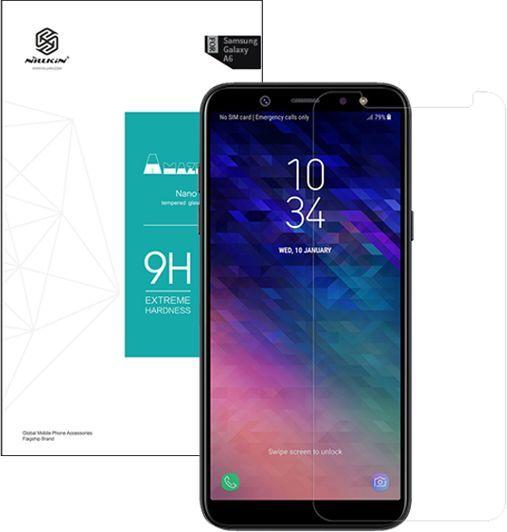 Nillkin Szkło Nillkin Amazing H Samsung Galaxy A6 2018 1