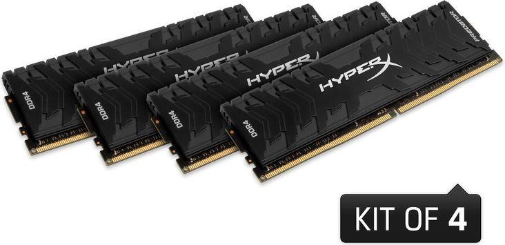 Pamięć HyperX Predator, DDR4, 64 GB, 3600MHz, CL17 (HX436C17PB3K4/64 ) 1