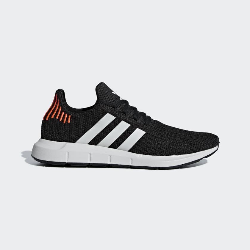 Adidas Buty męskie Swift Run Core BlackCloud WhiteGrey r. 46 23 (B37730) ID produktu: 4863317