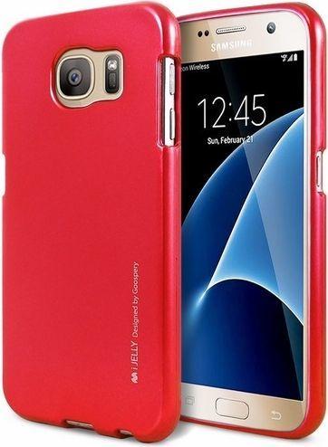 Mercury I-Jelly Huawei P20 Lite czerwony /red 1