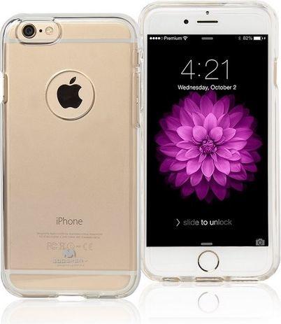 Mercury gJelly Case iPhone 4/4S przeźroczysty 1
