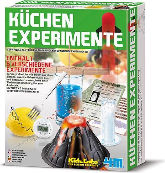 Hcm Kitchens Experiments 1