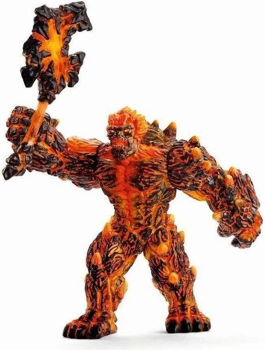 Figurka Schleich Eldrador Lava Golem with Weapon 1