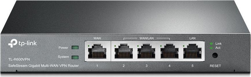 Router TP-Link TL-R600VPN 1