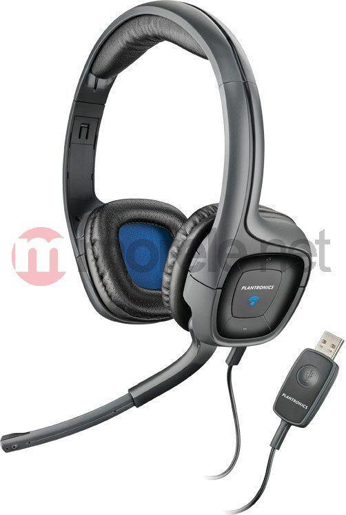 Słuchawki z mikrofonem Plantronics Audio 655 (PL-80935-15) 1
