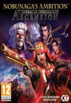 NOBUNAGA'S AMBITION: Sphere of Influence - Ascension PC, wersja cyfrowa 1