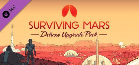 Surviving Mars: Deluxe Upgrade Pack PC, wersja cyfrowa 1