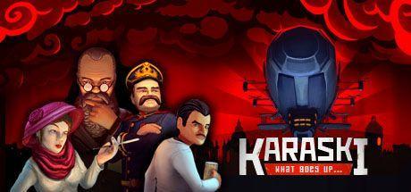 Karaski: What Goes Up PC, wersja cyfrowa 1
