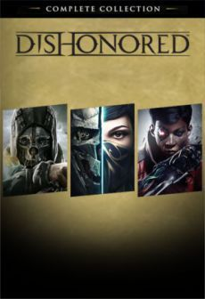 Dishonored: Complete Collection  PC, wersja cyfrowa 1