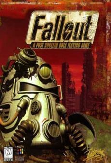 Fallout: A Post Nuclear Role Playing Game PC, wersja cyfrowa 1