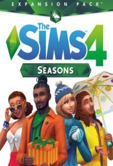 The Sims 4 Cztery pory roku PC, wersja cyfrowa  1