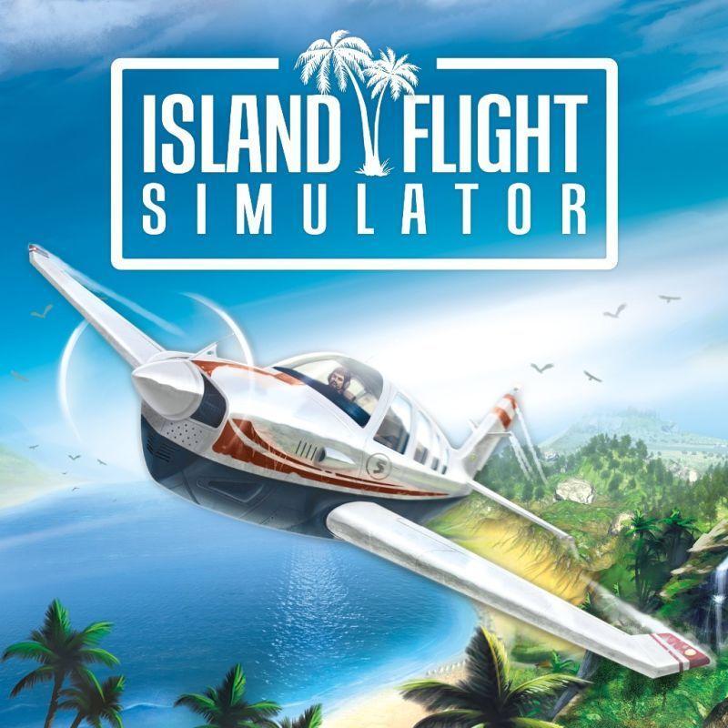 Island Flight Simulator PC, wersja cyfrowa  1