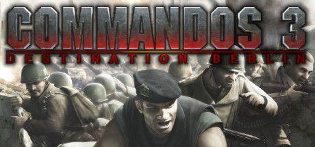 Commandos 3: Destination Berlin PC, wersja cyfrowa 1