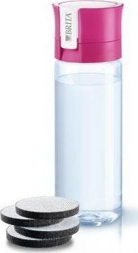 Brita Butelka filtrująca fill&go Vital różowa 600ml 1