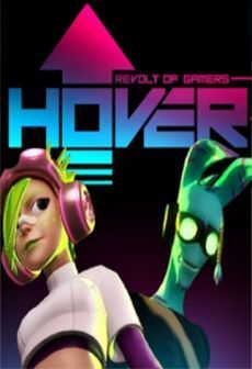 Hover : Revolt Of Gamers PC, wersja cyfrowa 1