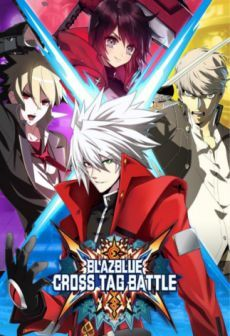 BlazBlue: Cross Tag Battle PC, wersja cyfrowa 1