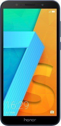 Smartfon Honor 7S 16 GB Dual SIM Niebieski  (MT_HN7Sblue) 1