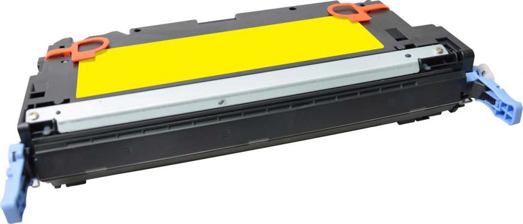 V7 Canon LBP 5300 żółty (V7-CRG711Y-OV7) 1