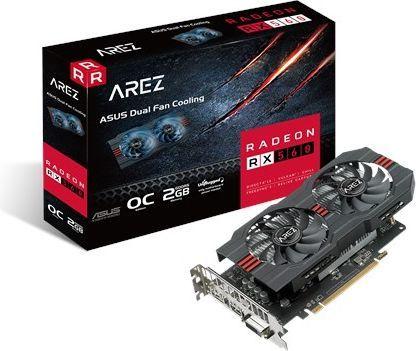 Karta graficzna Asus AREZ Radeon RX 560 Evo 2GB GDDR5 (AREZ-RX560-O2G-EVO) 1