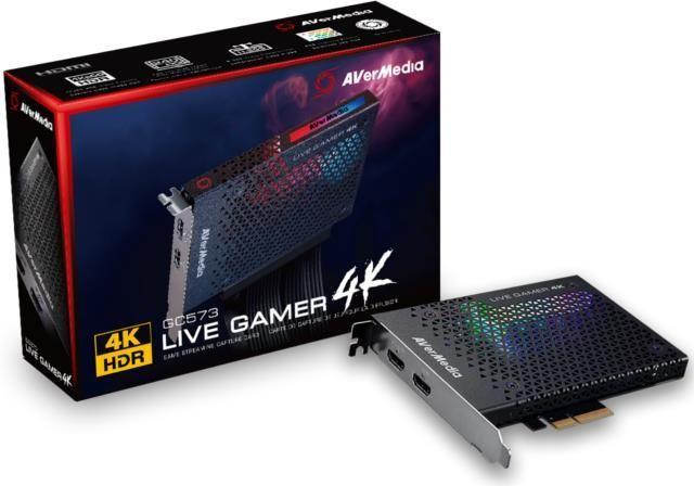 AVerMedia Live Gamer GC573 PCI-E, 4K 1