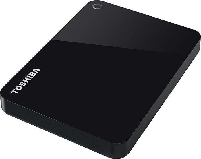 Dysk zewnętrzny Toshiba HDD Canvio Advance 1 TB Czarny (HDTC910EK3AA) 1