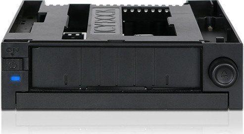 "Kieszeń Icy Dock 2.5"" + 3.5"" SATA HDD/SSD DuoSwap (MB971SPO-B) 1"