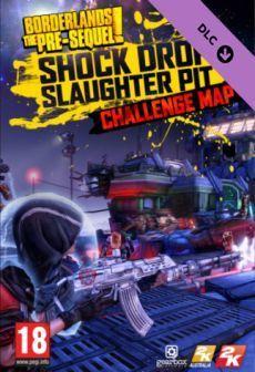 Borderlands: The Pre-Sequel Shock Drop Slaughter Pit DLC 1