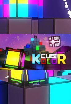 Cubikolor PC, wersja cyfrowa 1