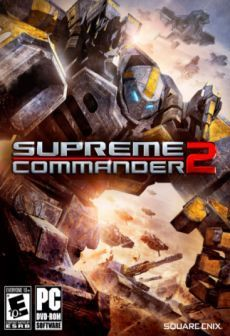 Supreme Commander 2 PC, wersja cyfrowa 1