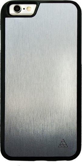 SmartWoods Case Etui Aluminium Srebrny Samsung Galaxy S8 Plus 1