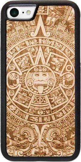 SmartWoods Case Etui Drewniane Aztec Calendar Active Iphone 7 8 1