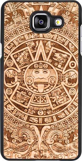 SmartWoods Case Etui Drewniane Aztec Samsung Galaxy A5 2016 1