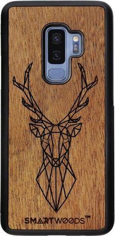 SmartWoods Case Etui Drewniane Deer Samsung Galaxy S9 Plus 1