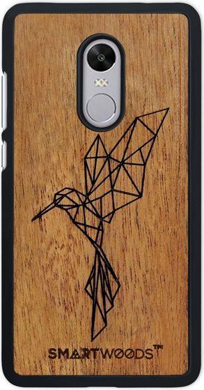 SmartWoods Case Etui Drewniane Koliberek Active Iphone 5 5S Se 1