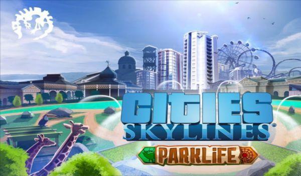 Cities: Skylines - Parklife Plus PC, wersja cyfrowa 1