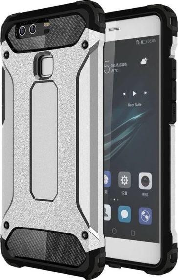 GSM City CASE ETUI ARMOR SREBRNY SAMSUNG A5 2018 (A8 2018) 1