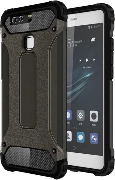 GSM City CASE ETUI ARMOR CZARNY SAMSUNG GALAXY S9 PLUS 1